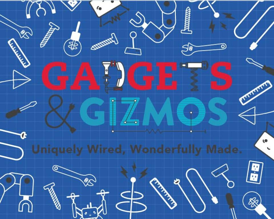 [IRVINE] VBS Gadgets & Gizmos